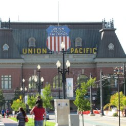Union Pacific Railway Building